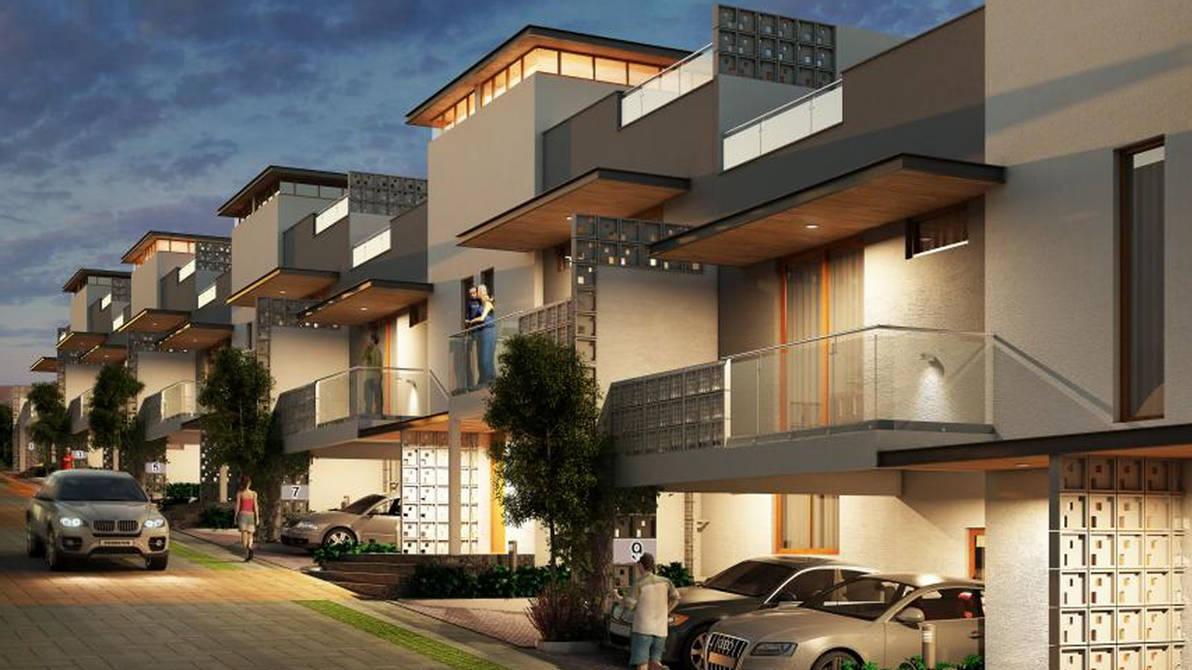 Dual Your Profits With Leading Deluxe Villas In Bangalore