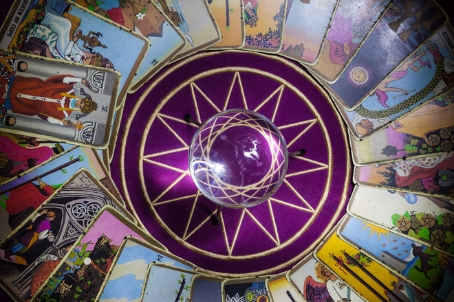 The A - Z Guide Of Tarot Card Reading